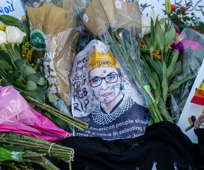 New York to honor Ruth Bader Ginsburg with Brooklyn statue