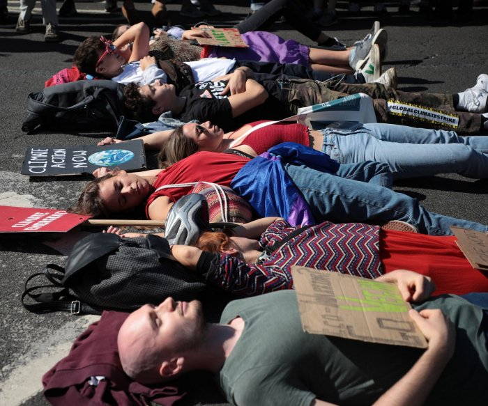 3rd Global Climate Strike calls for action ahead of U.N. summit