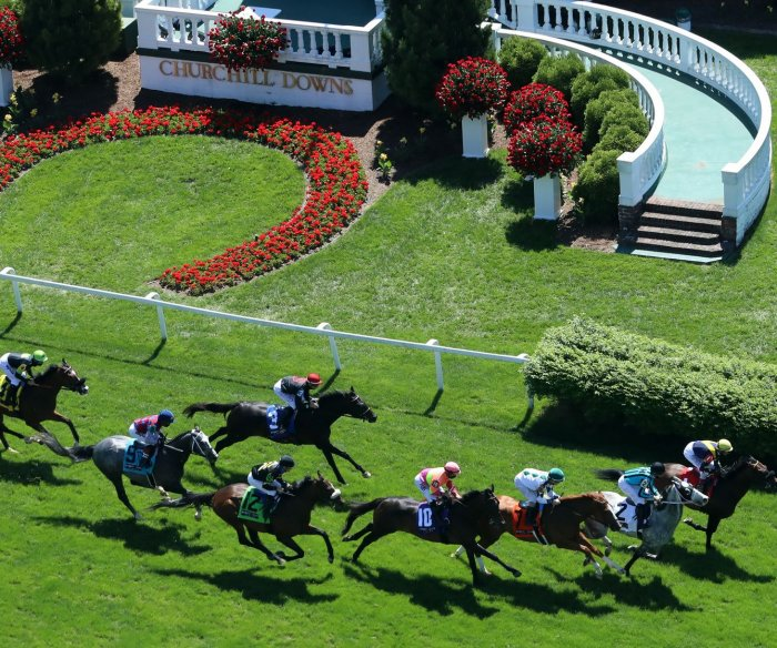 Highlights of the 2021 Kentucky Derby