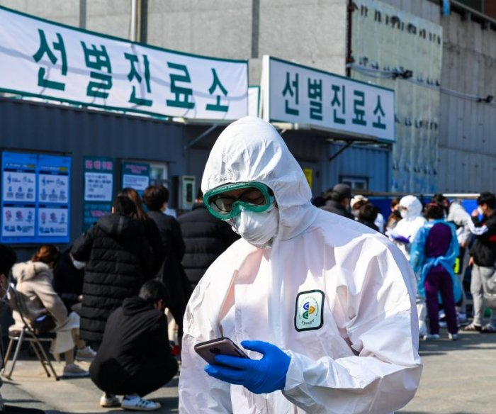 Korea 'super spreader': Coronavirus grows from 'church' contact