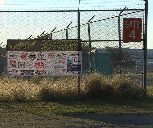 Drag racer crashes into crowd, kills 2 boys in central Texas