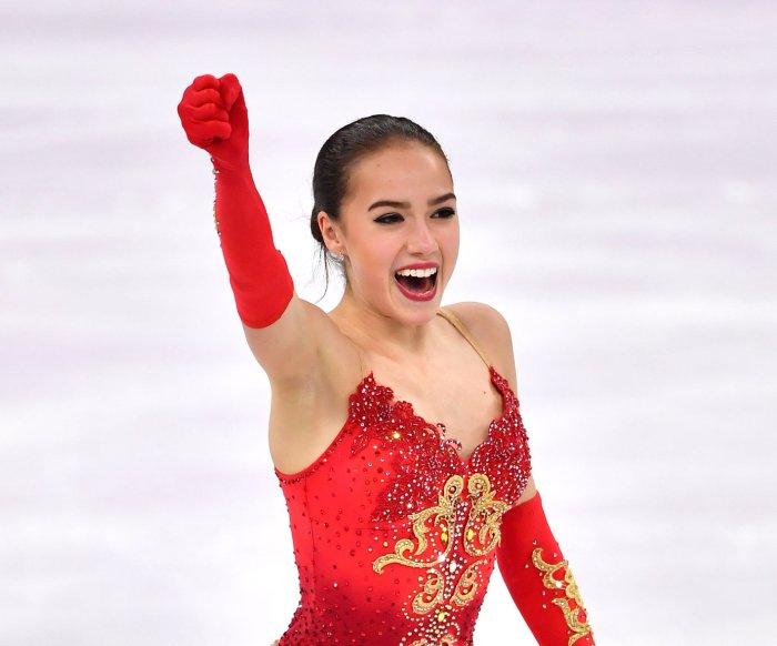 Russian figure skater Zagitova wins Olympic gold, Medvedeva grabs silver