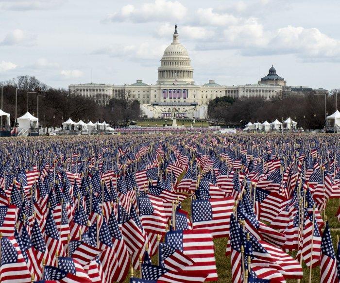 Washington set for slate of events Wednesday for Biden-Harris inauguration