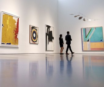 Preview: Christie's '20th and 21st Century Art' auctions