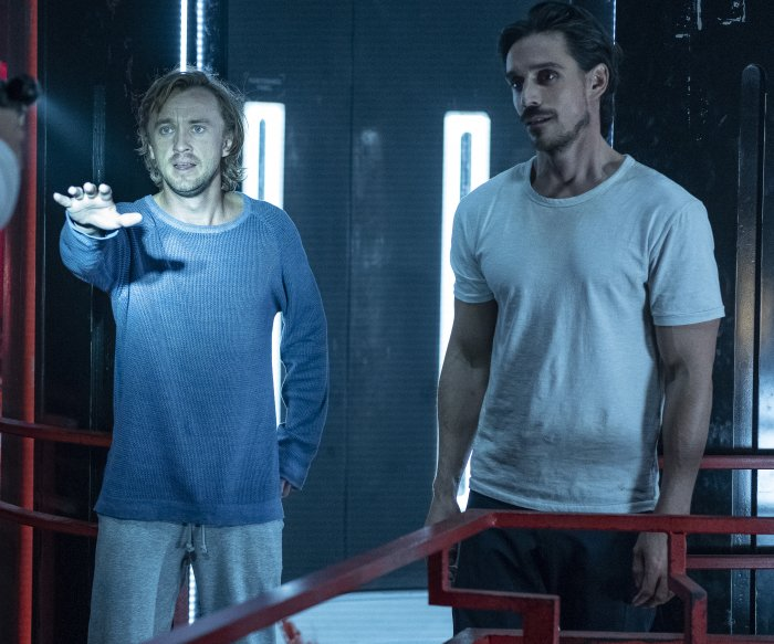 'Harry Potter' alum Tom Felton stars in space thriller 'Origin'