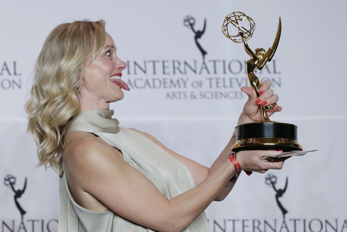 Anna Schudt, Lars Mikkelsen win top honors at International Emmy Awards