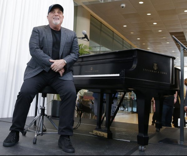 Billy Joel celebrates 100 lifetime performances at Madison Square Garden