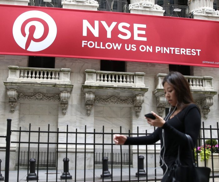 Pinterest to debut on NYSE with value of $10B