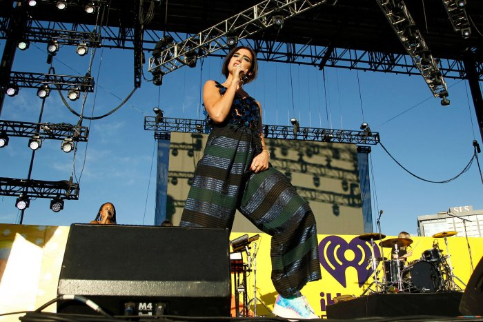 Dua Lipa, Lil Uzi Vert perform at iHeartRadio Music Festival