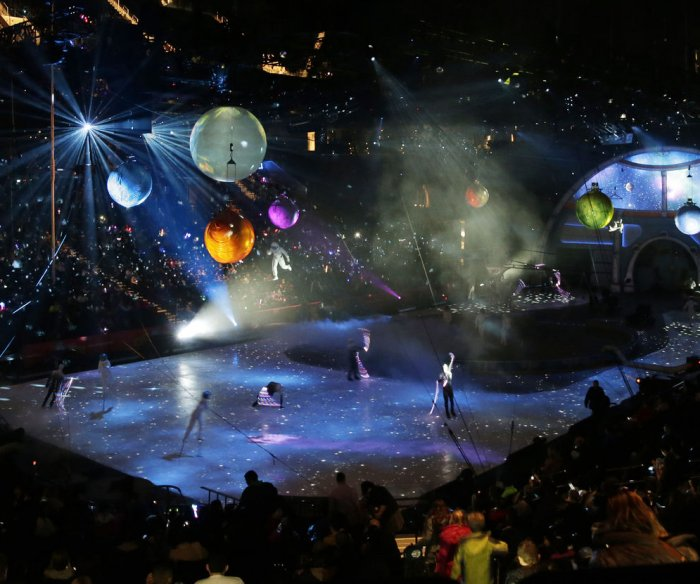 Ringling Brothers Circus in New York City