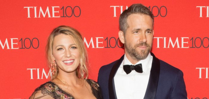 Blake Lively, Ryan Reynolds attend Time 100 Gala