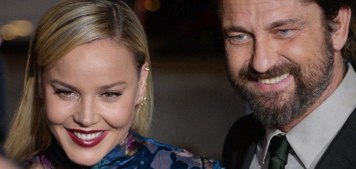 Jim Sturgess, Abbie Cornish attend 'Geostorm' premiere in Los Angeles