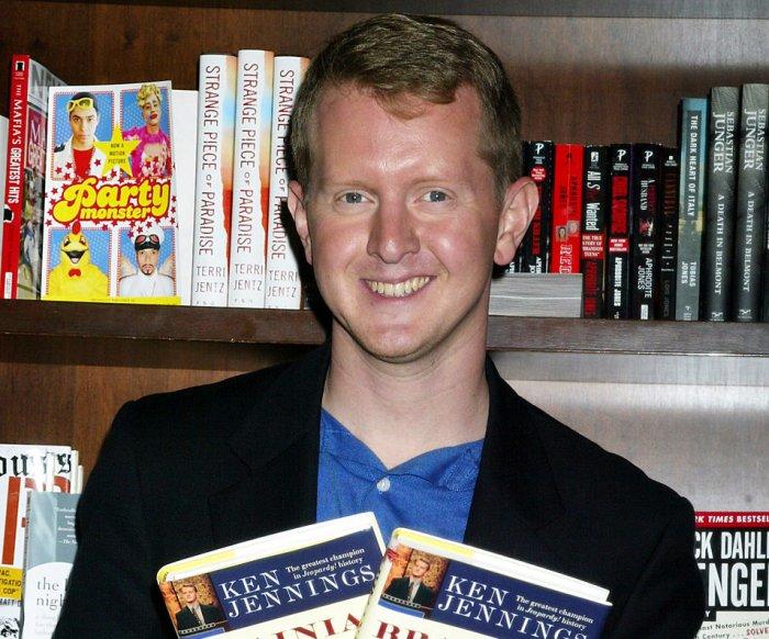 Ken Jennings to be first interim 'Jeopardy!' host