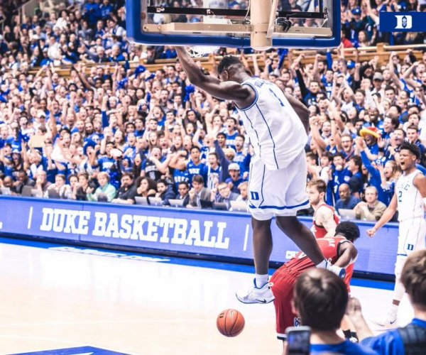 Duke-UNC tickets at Super Bowl prices due to star freshman