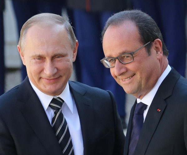 Ukraine peace talks in Paris