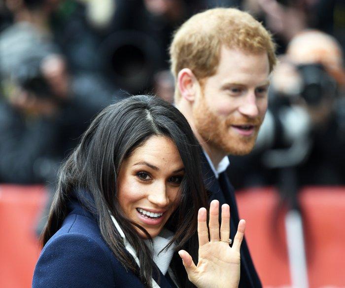 Prince Harry, Meghan Markle send wedding invitations