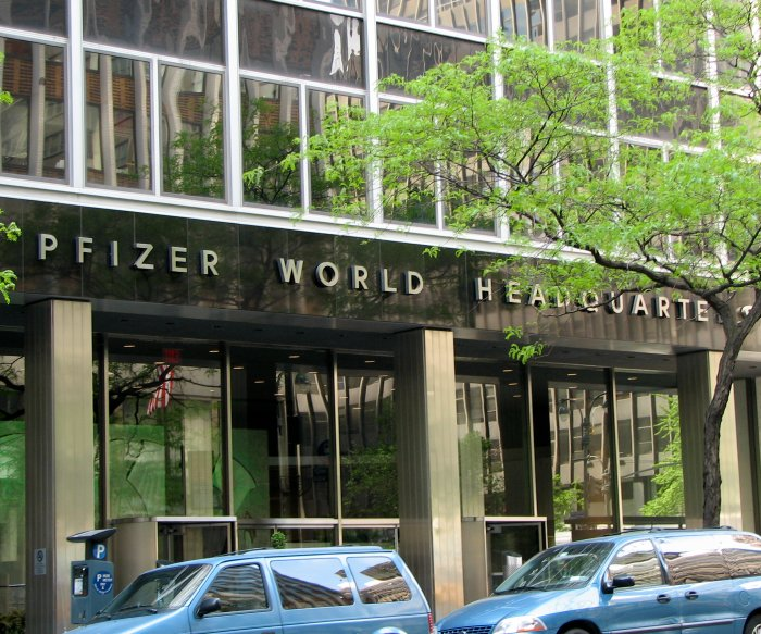 Pfizer to increase some drug prices in 2019