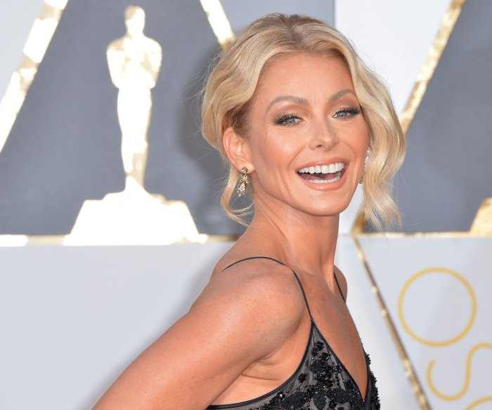 Kelly Ripa turns 50: a look back