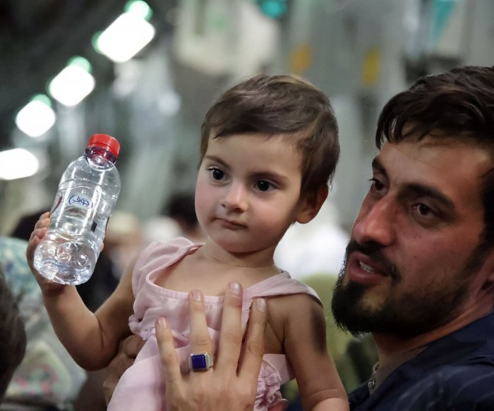 U.N. creates emergency fund for poor in Afghanistan