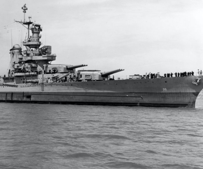 Researchers locate wreckage of WWII cruiser USS Indianapolis