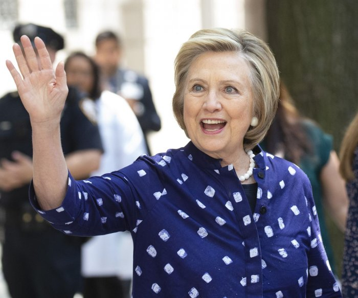 Hillary Clinton says she was humbled by docuseries
