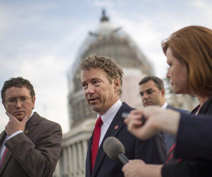 Senate votes on U.S.A. Freedom Act