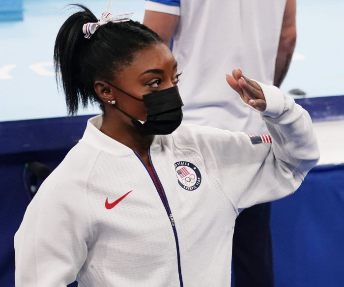 Simone Biles pulls out of gymnastics final, needs 'clearance' at Olympics