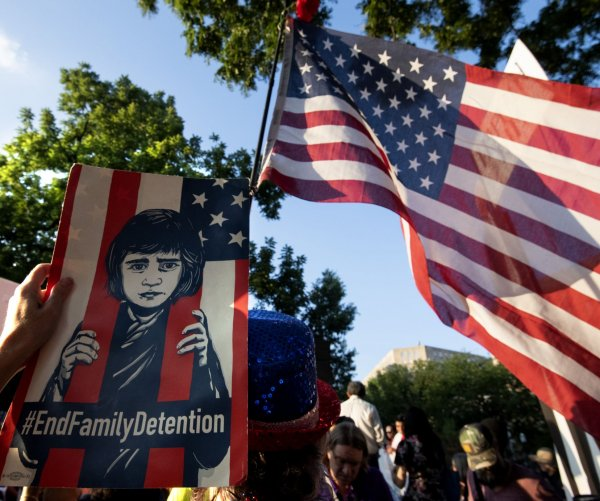 Trump administration to lift limits on detention for migrant families