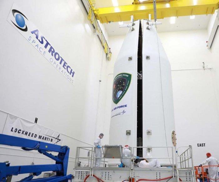 Newest GPS satellite set for Florida launch Thursday
