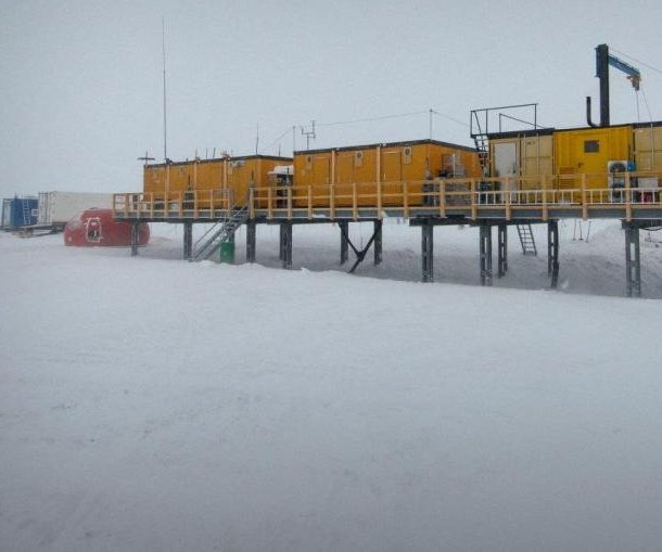 Stardust in Antarctic snow brought by cosmic rock, scientists say