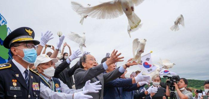 South Korea marks 70th anniversary of start of Korean War