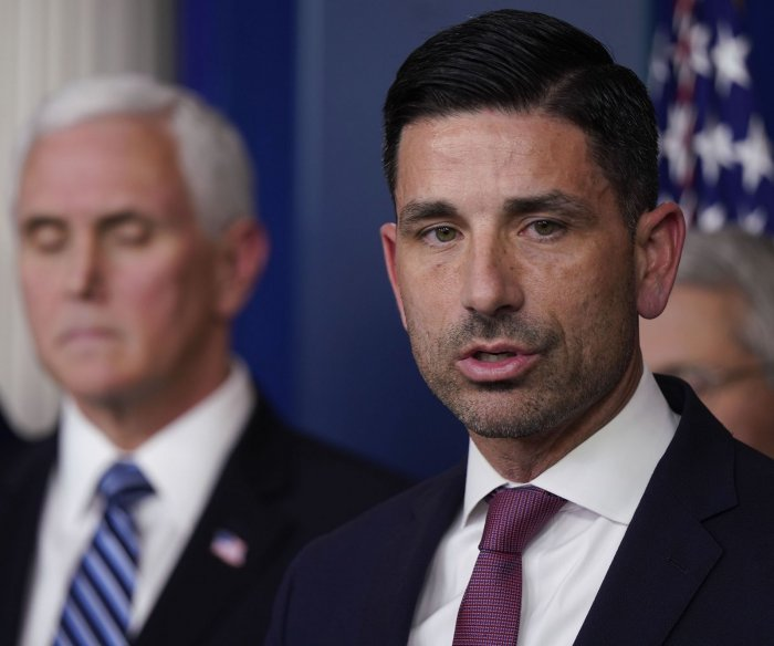 Acting DHS head Chad Wolf, deputy not legally appointed, GAO finds