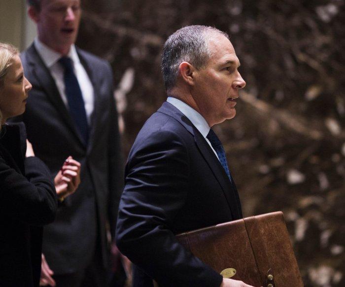 Watch live: Scott Pruitt's confirmation hearing for EPA