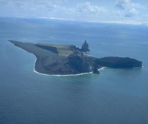Alaskan volcano erupts, sending ash 35,000 feet into air