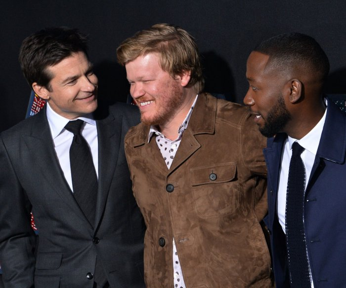 Jason Bateman, Lamorne Morris attend 'Game Night' premiere