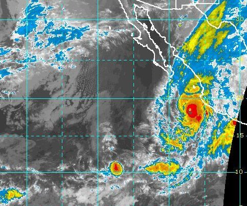 Hurricane Willa grows to Category 4, headed for Mexico