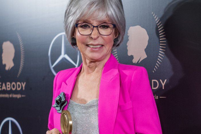 Rita Moreno, 'Pose' cast attend Peabody Awards in New York City