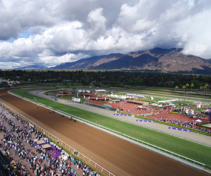 Santa Anita bans trainer after another fatal horse injury
