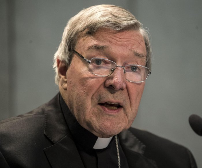 Cardinal Pell takes leave to face sex assault charges