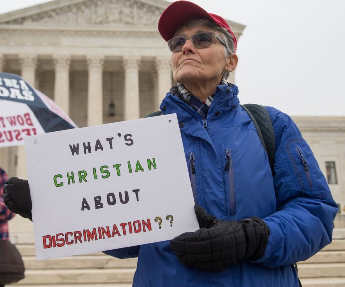 High court returns same-sex wedding, gerrymandering cases