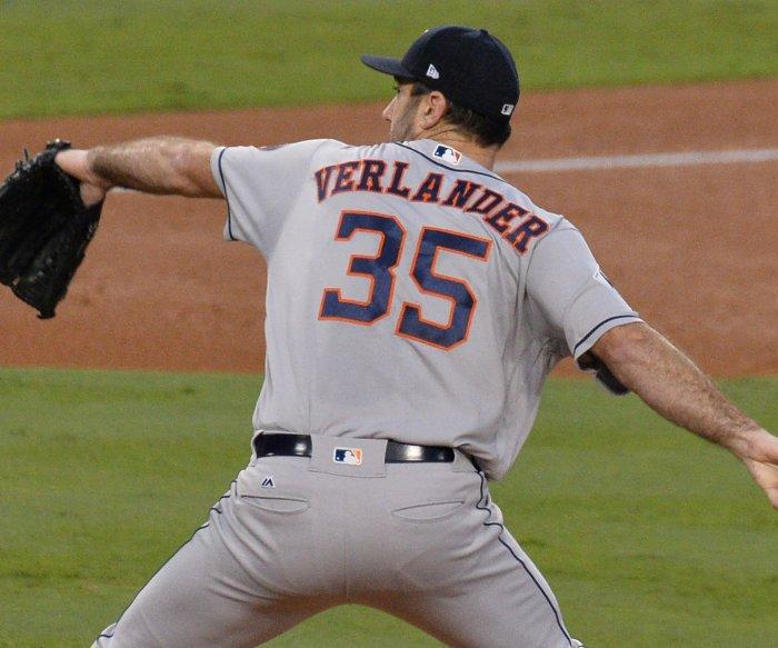 Verlander faces Happ when Astros, Blue Jays tangle