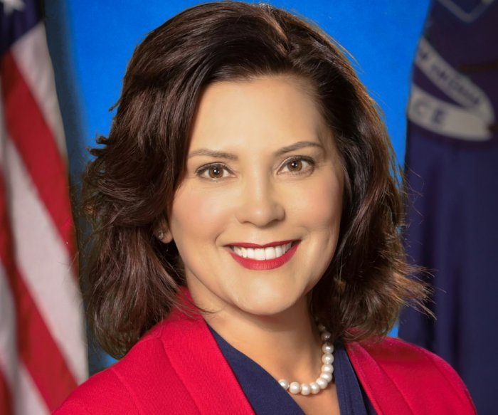 Citing COVID-19 toll, Michigan Gov. Whitmer declares racism a public health crisis