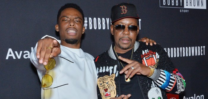 The cast of 'The Bobby Brown Story' attend premiere in Los Angeles