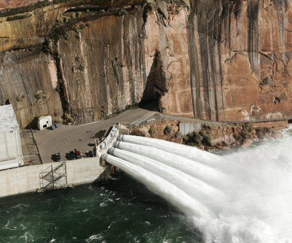 Lake Powell may not generate hydropower in 2023 due to drought