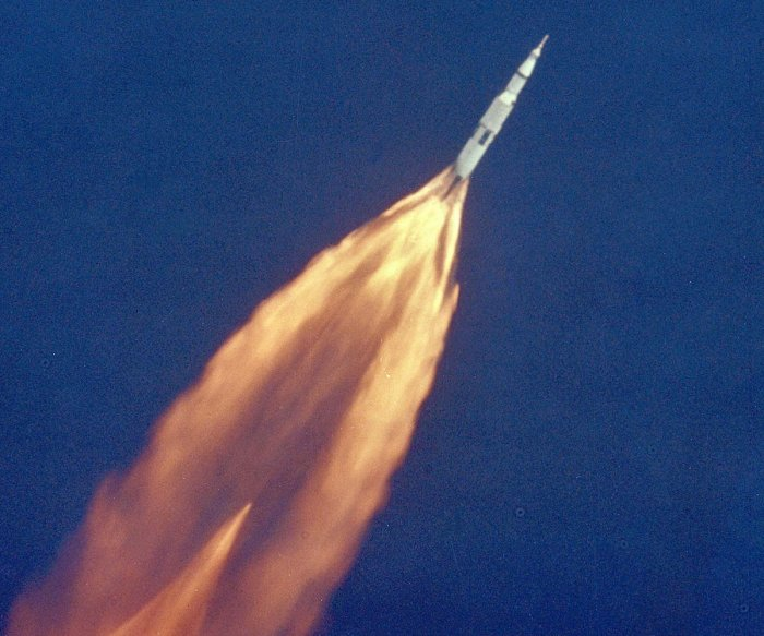 NASA TV rebroadcasts Apollo 11 mission on 50th anniversary