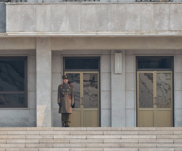 Report: North Korea swapping out soldiers at DMZ
