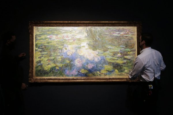 Preview: Sotheby's Impressionist and modern art auction