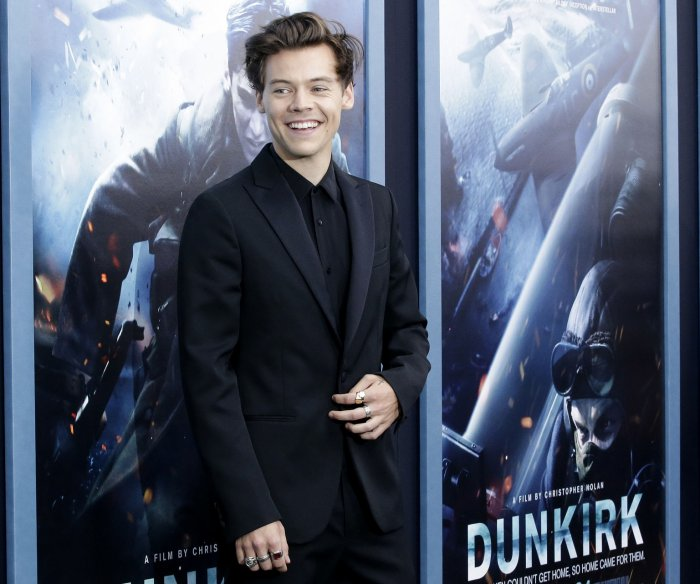 'Dunkirk' premiere in New York City