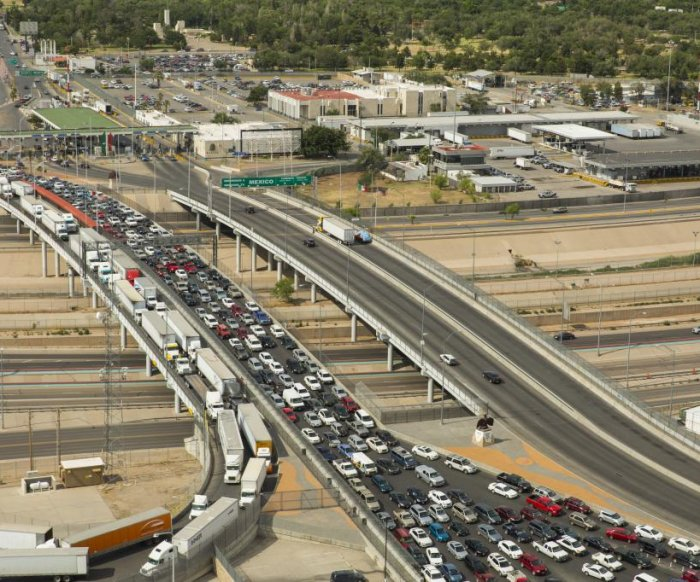 Border wait times expected to increase at El Paso
