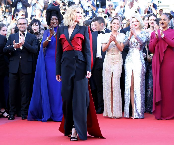 Moments from the Cannes red carpet
